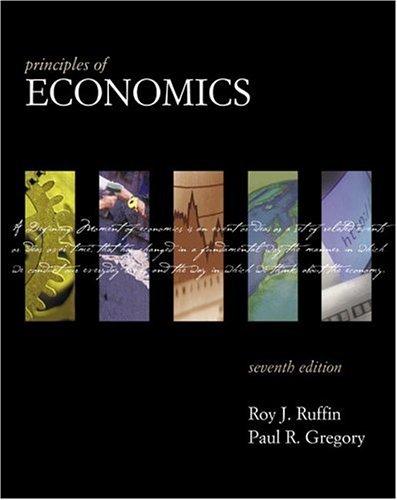 Principles of Economics (7th Edition) (Addison-Wesley Series in Economics)