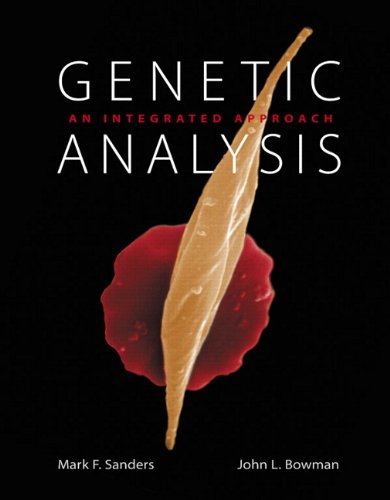 Genetic Analysis: An Integrated Approach Plus MasteringGenetics with eText -- Access Card Package