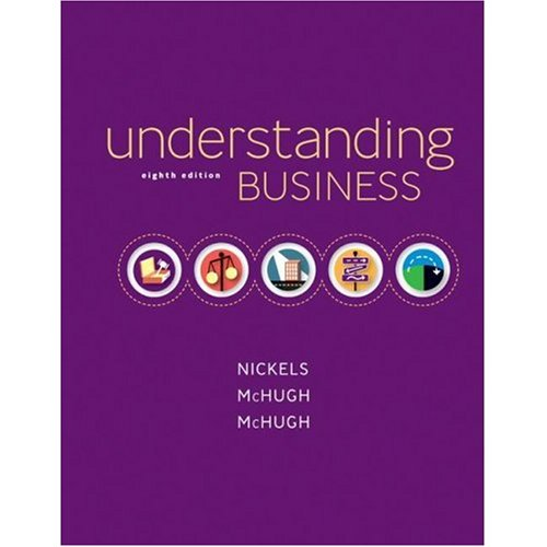 Understanding Business, 8th Edition