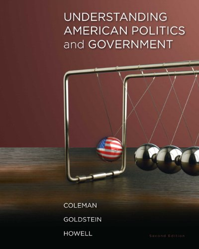 Understanding American Politics and Government (Paperback) (2nd Edition)