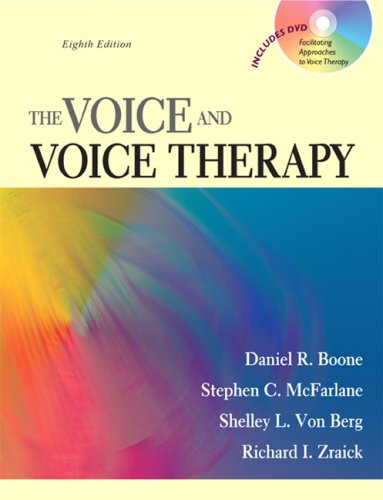 Voice and Voice Therapy, The (8th Edition)