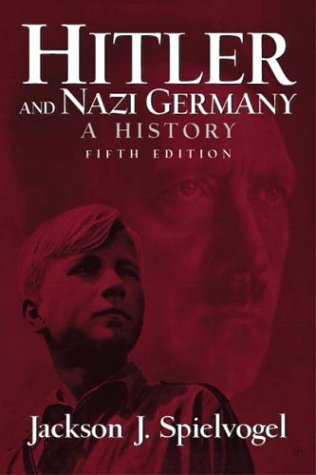 Hitler and Nazi Germany: A History (5th Edition)