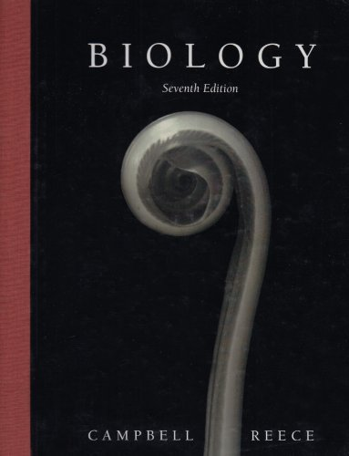 Biology, 7th Edition (Book & CD-ROM)