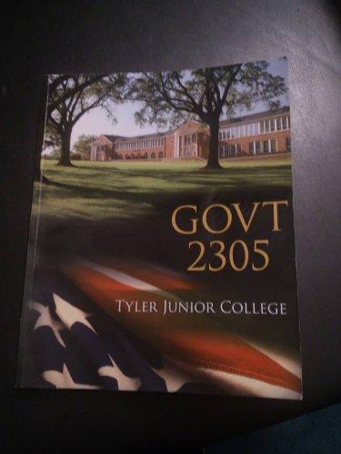American Democracy Now Second Edition (GOVT 2305)