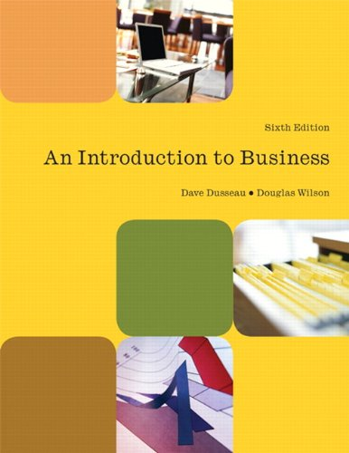 Introduction to Business (6th Edition)
