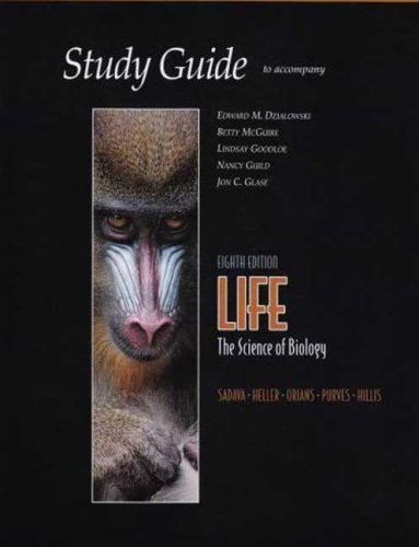 Life Study Guide: The Science of Biology