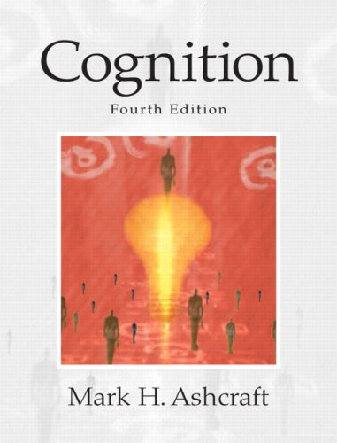 Cognition (4th Edition)