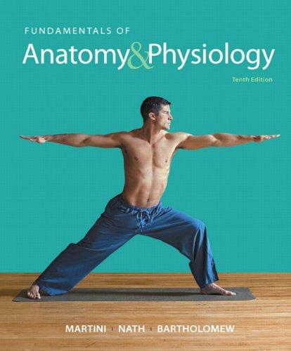Fundamentals of Anatomy & Physiology (10th Edition), Author