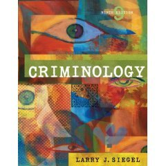 Criminology- Text Only