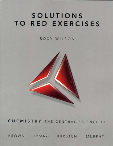 Solutions to Red Exercises