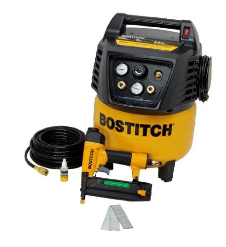 Stanley Bostitch BTFP12238 Compressor And Brad Nailer