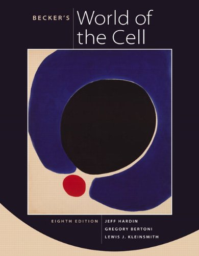 Becker's World of the Cell (8th Edition)