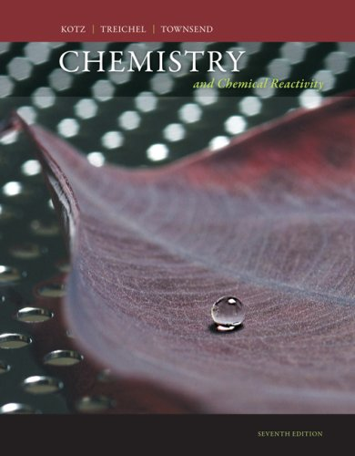 Chemistry And Chemical Reactivity 9th Edition Pdf