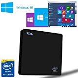 SEGURO® Z83 mini compute Windows 10 TV Box Intel Atom x5-Z8300(2M Cache, up to 1.84 GHz) Intel HD Graphics DDR3 2GB/ Windows(C:) 32GB 1000Mbps LAN Bluetooth 4.0 WIFI IEEE 802.11a/b/g/n 2.4G+5.8G Mini PC