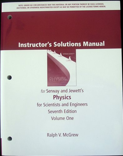 Physics For Scientists And Engineers 7th Edition Pdf