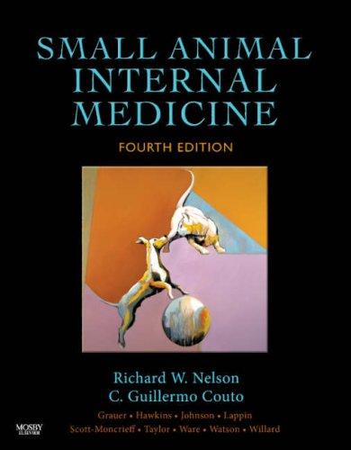 Small Animal Internal Medicine (Small Animal Medicine)
