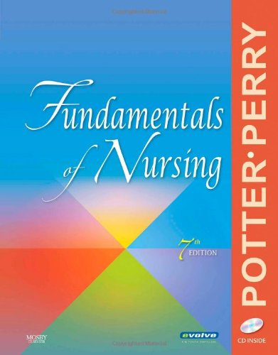 Fundamentals of Nursing (Hardcover, 2008) 7th EDITION