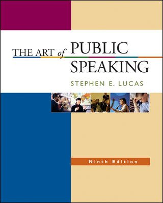Alternate 9th Edition with Lucas-on-the-go Access Card (Art of Public Speaking)