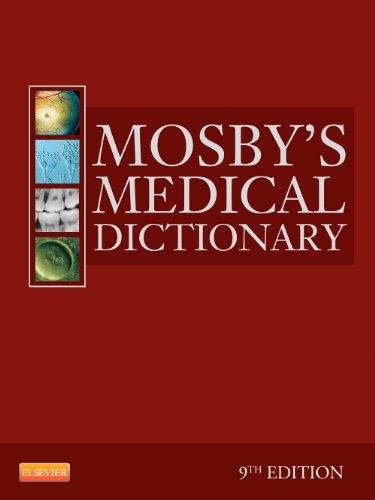 Mosby's Medical Dictionary, 9e