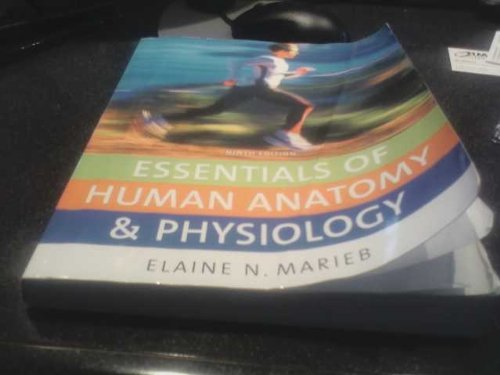 Essentials of Human Anatomy & Physiology (9th Edition), Author ...