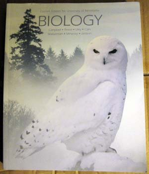 Biology (Custom edition for University of Minnesota)