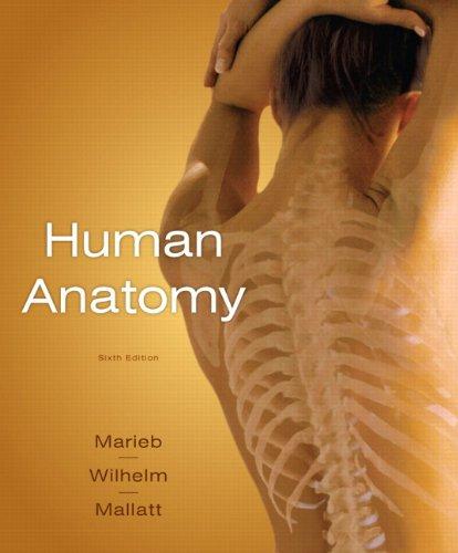 Human Anatomy with Practice Anatomy Lab 2.0 (6th Edition)