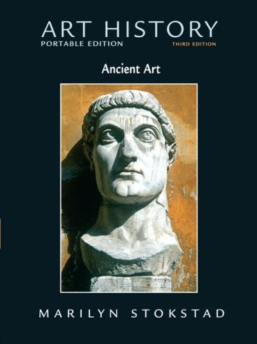 Art History Portable Edition, Book 1: Ancient Art (with MyArtKit Student Access Code Card) (3rd Edition) (Bk. 1)