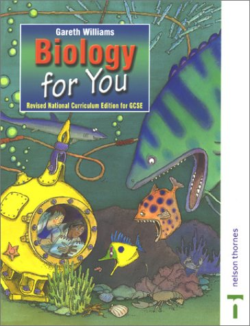 Biology for You: Revised National Curriculum Edition of Gcse