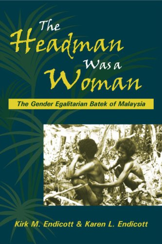 The Headman Was a Woman