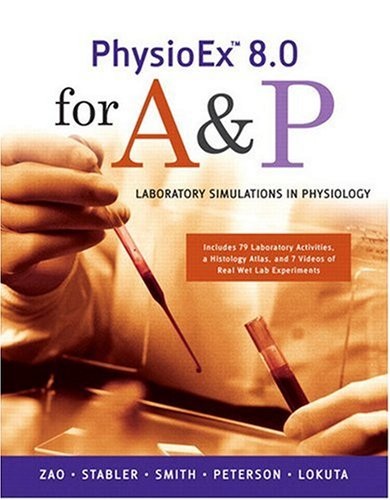 PhysioEx 8.0 for A&P: Laboratory Simulations in Physiology