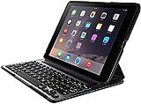 Belkin Keyboard Case - Funda para Apple iPad Air 2 (teclado QWERTZ Alemán), negro