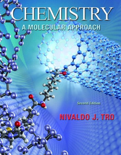 Chemistry: A Molecular Approach with MasteringChemistry® (2nd Edition) (MasteringChemistry Series)