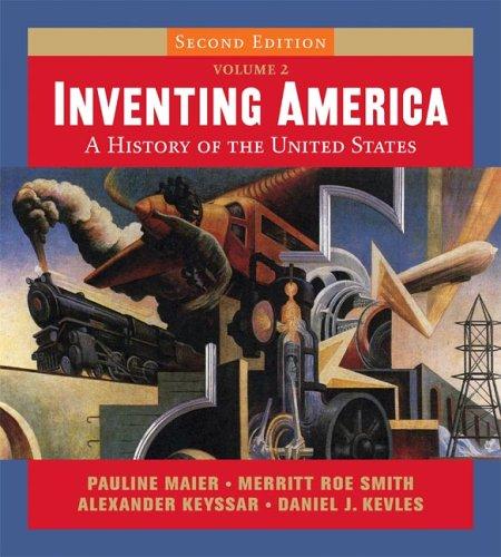 Inventing America, Vol. 2 (Second Edition)