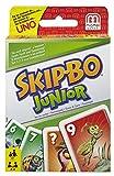 Mattel T1882-0 - Juego de cartas Skip-Bo Junior