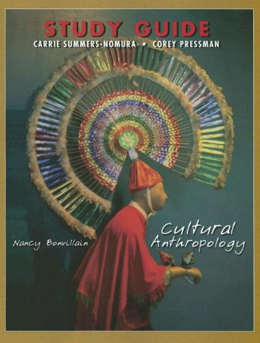 Cultural Anthropology, Study Guide