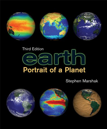 Earth: Portrait of a Planet with Geotours Workbook (Third Edition)