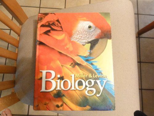 MILLER LEVINE BIOLOGY 2010 ON LEVEL STUDENT EDITION Author