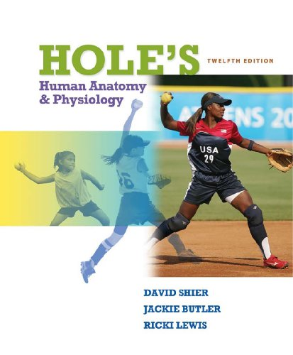Hole\'s Human Anatomy and Physiology, Author: David Shier/Jackie ...