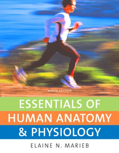 Essentials of Human Anatomy & Physiology with Essentials of InterActive Physiology CD-ROM (9th Edition)