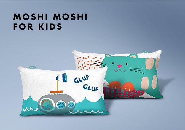 moshi moshi copripiumino  Moshi Moshi for Kids | Le ultime mode Italia -