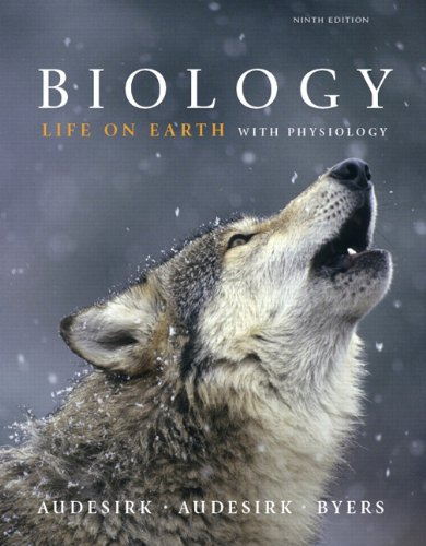 Biology: Life on Earth with Physiology with MasteringBiology® (9th Edition) (MasteringBiology, Non-Majors Series)