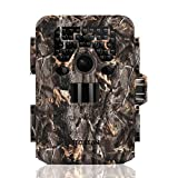 TEC.BEAN 12MP 1080P HD Wildlife Camera Trail & Game Hunting Scouting Camera with 36pcs 940nm Invisible Infrared LEDs for Night Vision up to 75ft