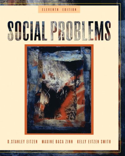 Social Problems Value Package (includes MySocKit Student Access )