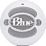 Blue Microphones Snowball iCE USB Cardioid Microphone with Adjustable Mic Stand