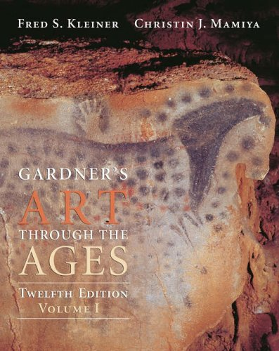Gardner's Art through the Ages, Volume I, Chapters 1-18 (with ArtStudy Student CD-ROM and InfoTrac )
