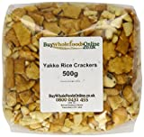 Buy Whole Foods Online Ltd. Yakko Rice Crackers 500 g