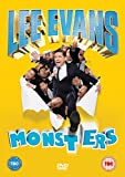 Lee Evans - Monsters Live [DVD] [2014]