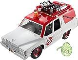 Ghostbusters ECTO-1 Vehículo y Slimer Figura