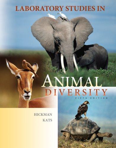 Laboratory Studies in Animal Diversity