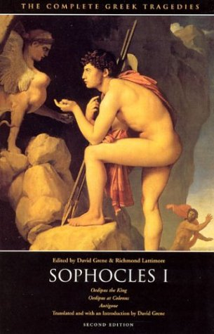 Sophocles I: Oedipus The King, Oedipus at Colonus, Antigone (The Complete Greek Tragedies)
